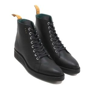PSKaufman No.2062 Hallway Ankle Boot Black